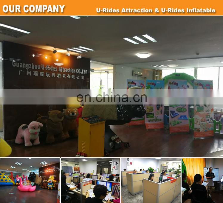 New factory price inflatable bull riding machine for sales