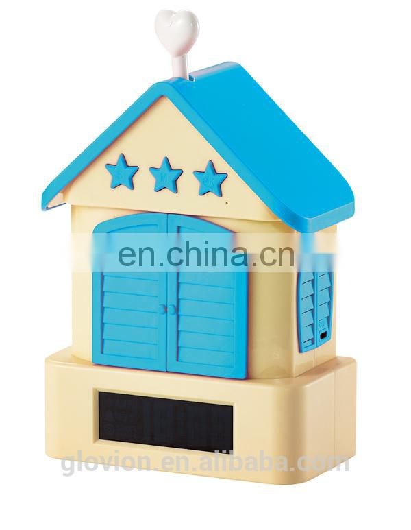 New cheap cuckoo clocks digital clocks for sale plastic cuckoo clock for gift
