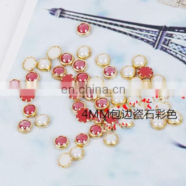Latest Wholesale popular nail product 3d nail art decoration