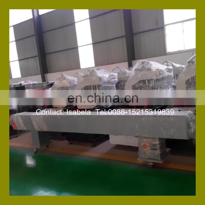 China precision PVC arch bending machine for PVC window door production line