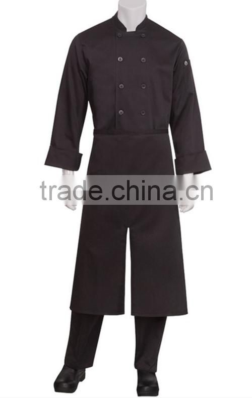 Chef Aprons Restaurant Waiter Uniform