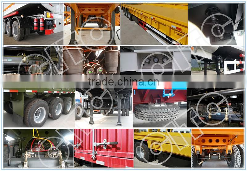 Hot sale car transport semi-trailer 2 axles 10 car/SUV car