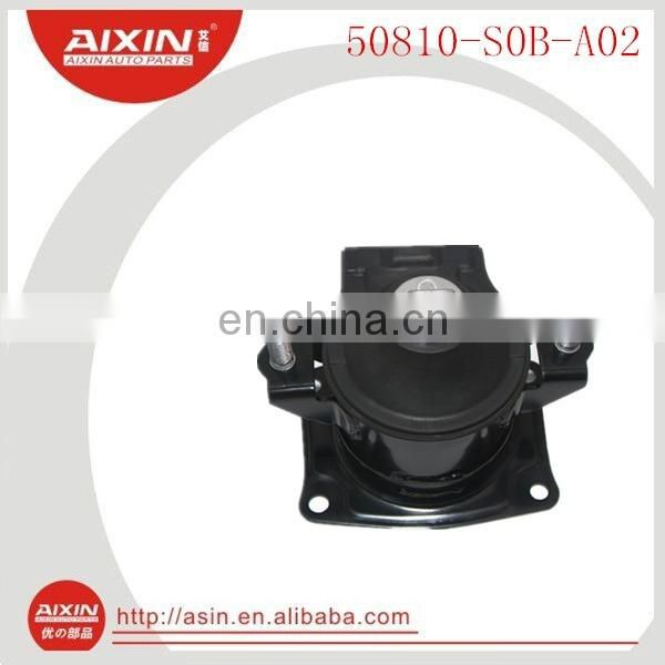 50810-S0B-A02 for Japanese cars rubber metal parts suspension engine mounting