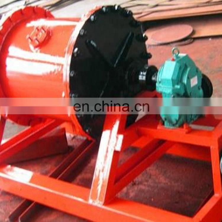 Gold Mercury Amalgamation Barrel,Gold amalgam machine in sale Image