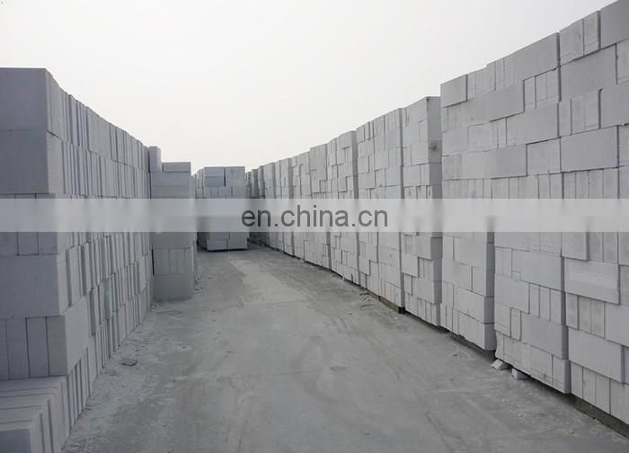Lightweight Aerated Concrete Panel, AAC Panel