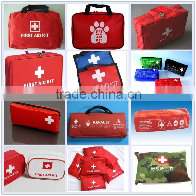 Custom first aid case