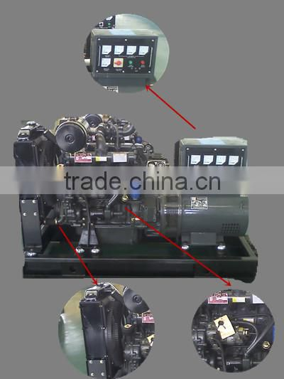 2015 hot sale generator diesel set with CE certificate