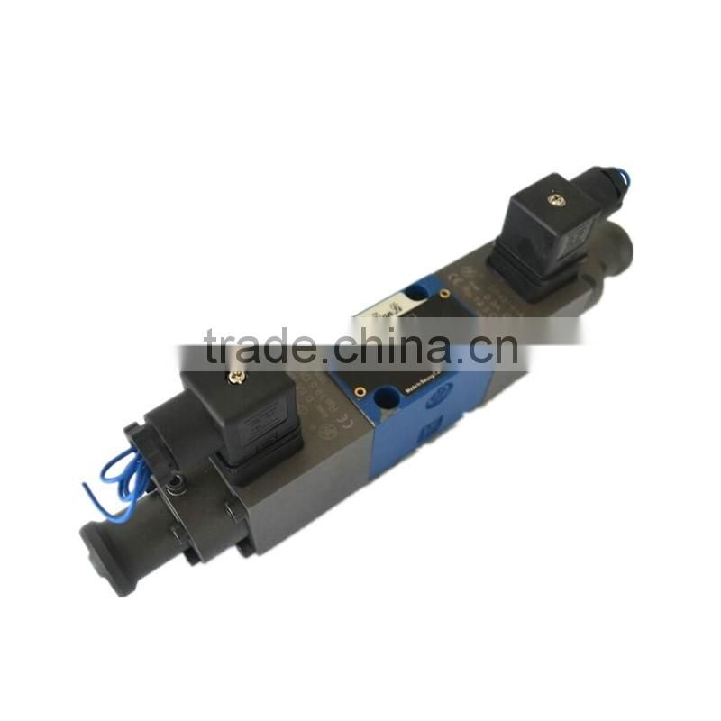 Proportional reduced pressure relief valve