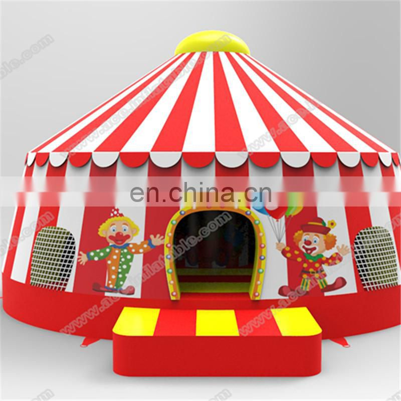 Young people favorite Inflatable disco dome/adult bouncy castle