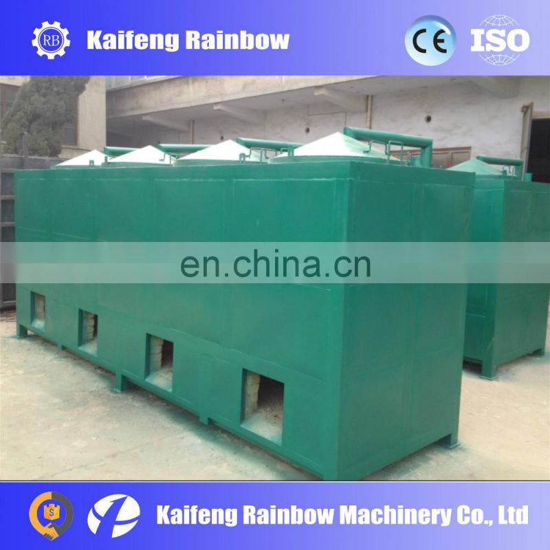 High Performance Wood Charcoal Carbide Furnace