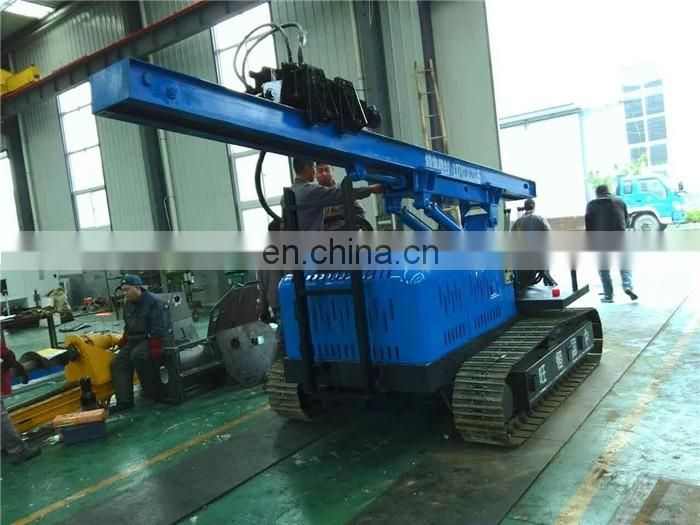 HENGWANG philippines pile driver machine for sale