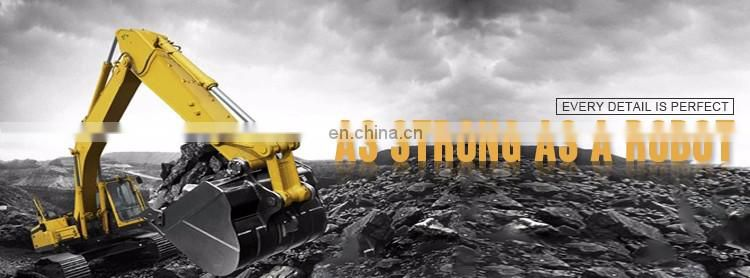 Excavator high quality and cheap price test line