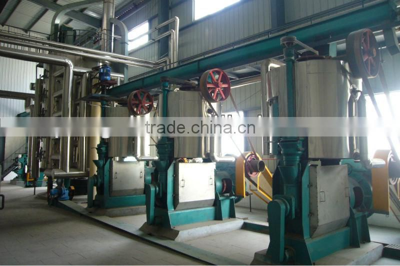 10-1000tpd crude cooking oil refinery machine/ oil mill machinery manufaturer with ISO,BV,CE