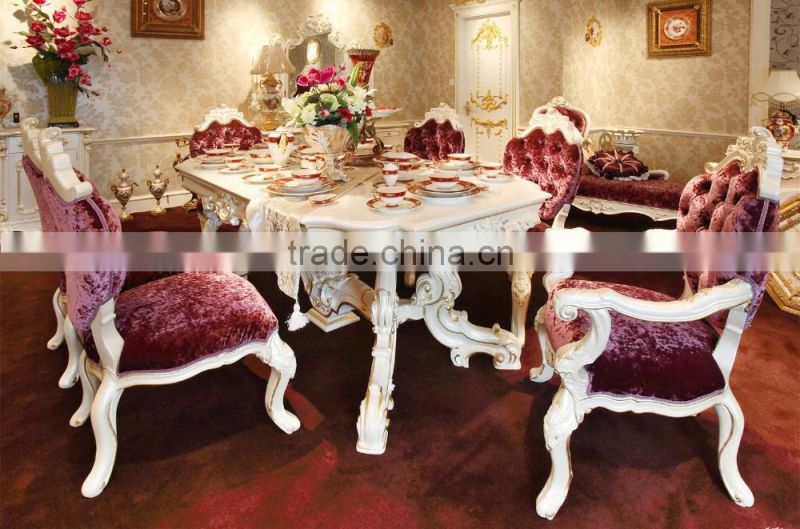 Neon 4 Seater Dining Set In Black Purple Colour By Durian Online From Wide Range Of India At Best Prices Easy Emi