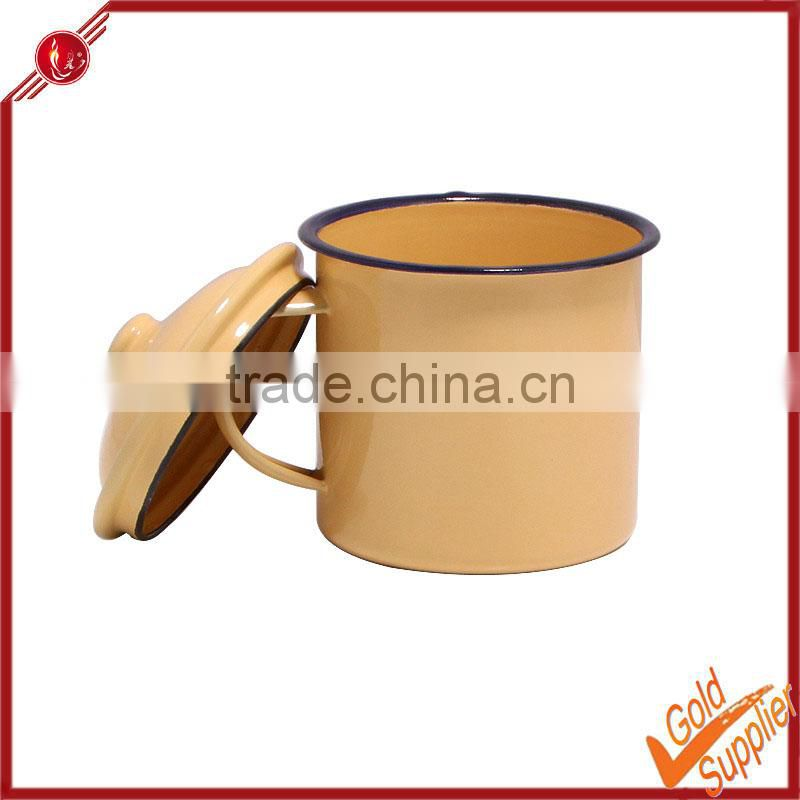 Wholesale high quality hot sale double wall coffee cup set with lid