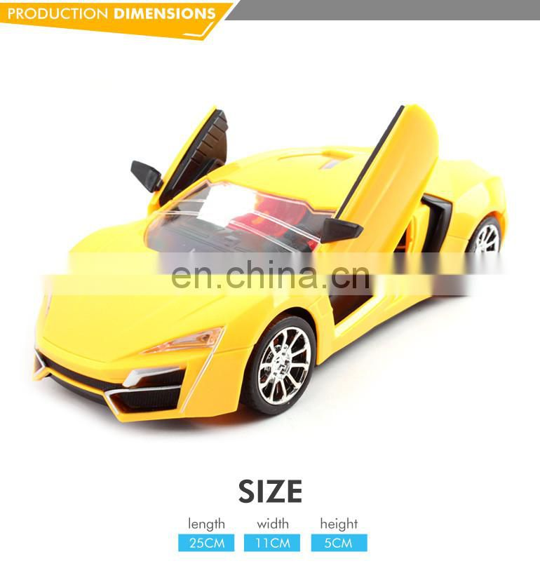 China Manufacturer 4 CH lowrider remote control rc toy car for kids