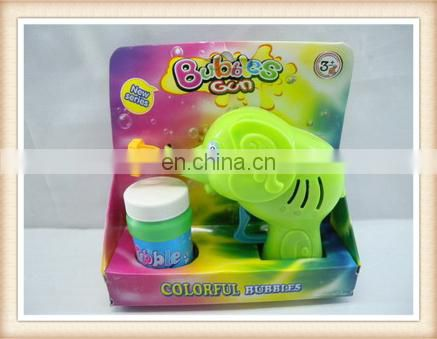 ELEPHANT INERTIAL BUBBLE TOYS BUBBLE GUN