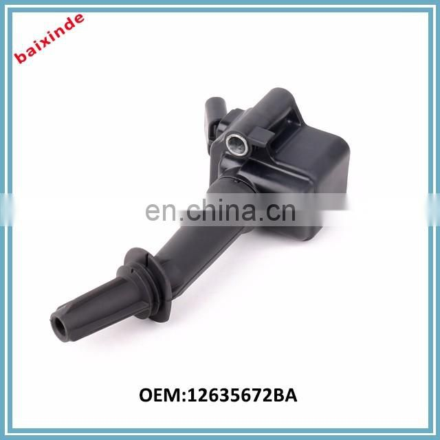 Ignition coil for LAND1 ROVER1 NEC 100730 NEC 000120 NEC000120L BERU ZS501 0040100501