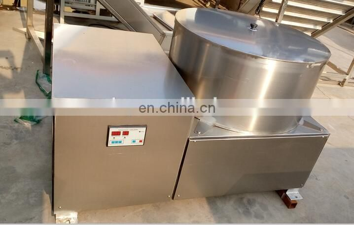 French Fries Deoiling Making Machine manufacturing potato chips deoil machine