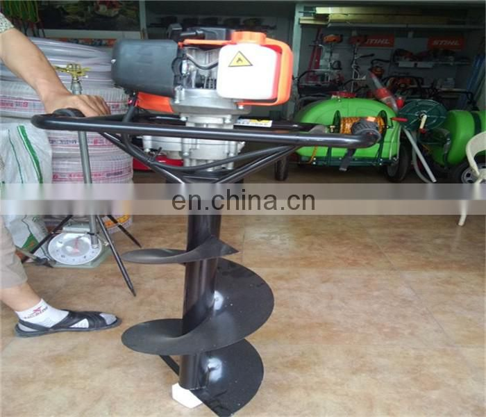 Gas powered agricultural digging tools ,ground hole drill earth auger