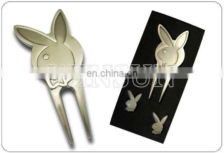 coin maker and cap clip ande golf fork made in china