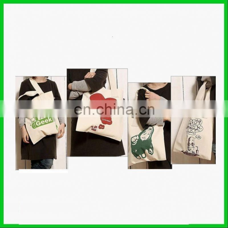 customized canvas bag with handle