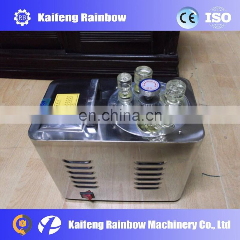 Electrical Manufacture Herbal cutting Medicine Chopping dry spice slicing machine