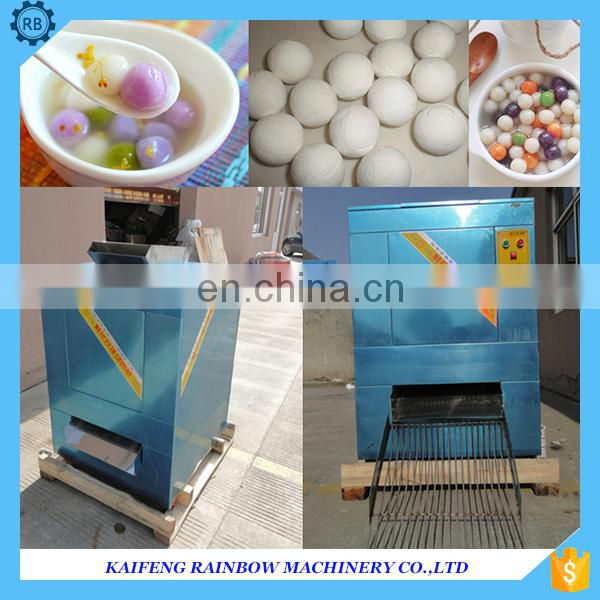 Stainless steel and beautiful appearance sweet soup balls making machine for sale