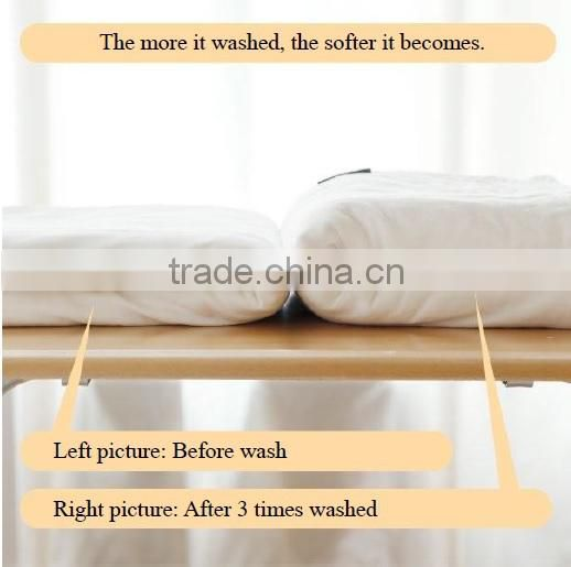 High quality and soft Japanese gauze fabric for bed sheets