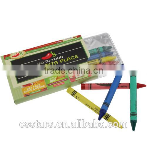 promotional crayons with great price