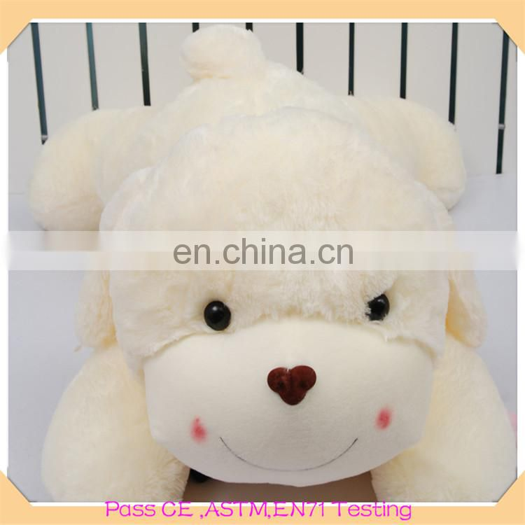 OEM plush soft toys /custom hamburger plush toys