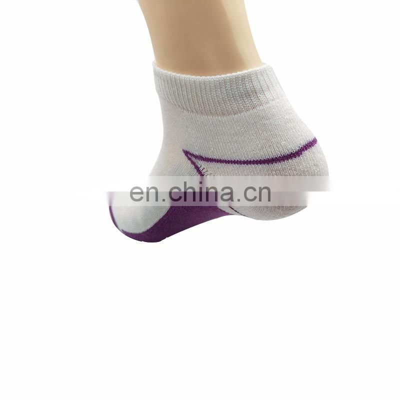 China Manufacture Custom Design Patterns 100% Cotton Baby Socks