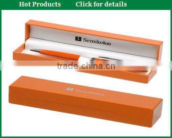 Hot sale custom paper wholesale pen case