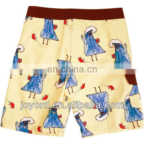 Custom men surfing clothing hot sale in Australia, china jogging shorts factory