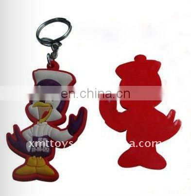 2017Hot Selling High Quality Special Plastic Keychain