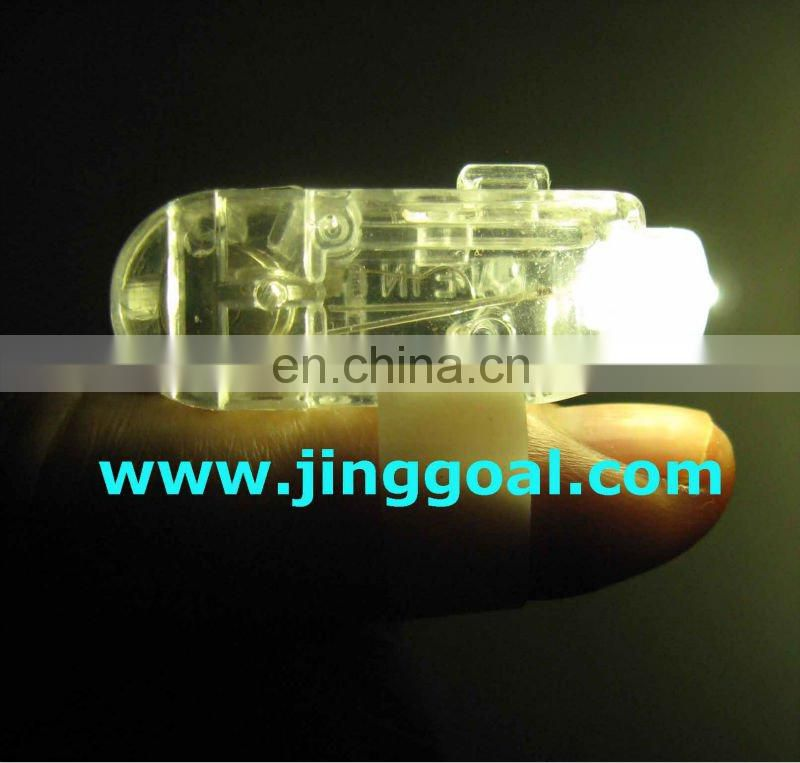 White LED Finger light
