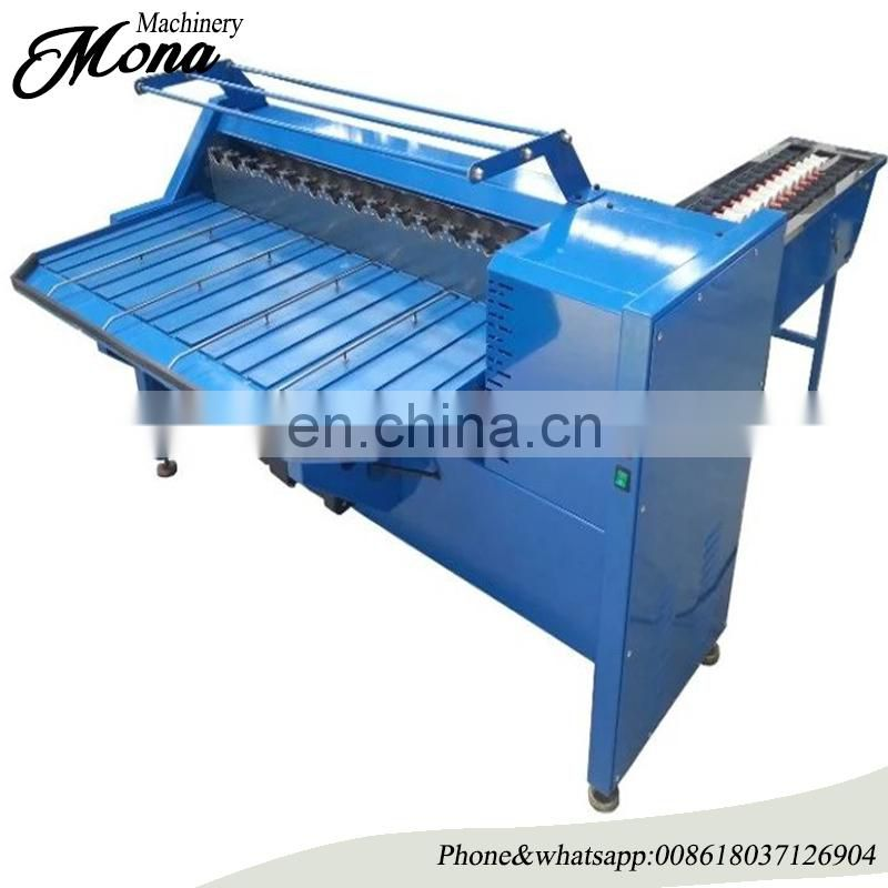 Newest egg sorter machine/egg grading production line/egg sorting machine for sale