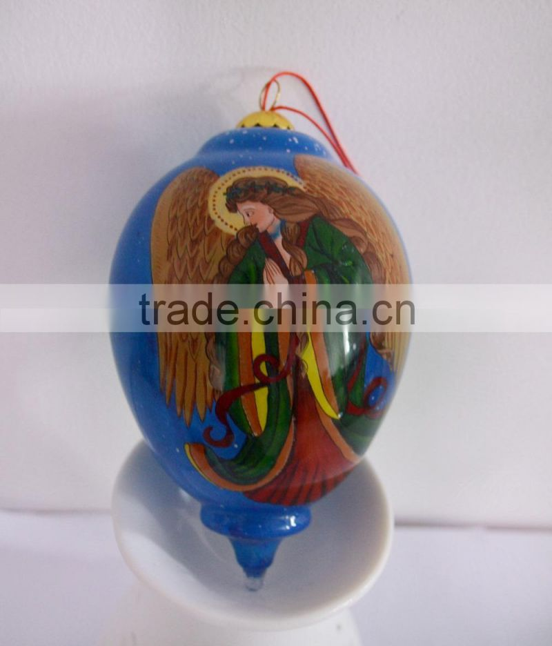 inside painting ornament ball