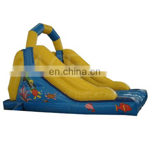 Small Inflatable Slide with customized size for kids