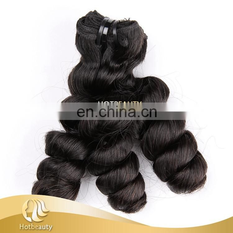 Factory Price 8''-18'' Inch Hair Weave In Nigeria Rose Curl