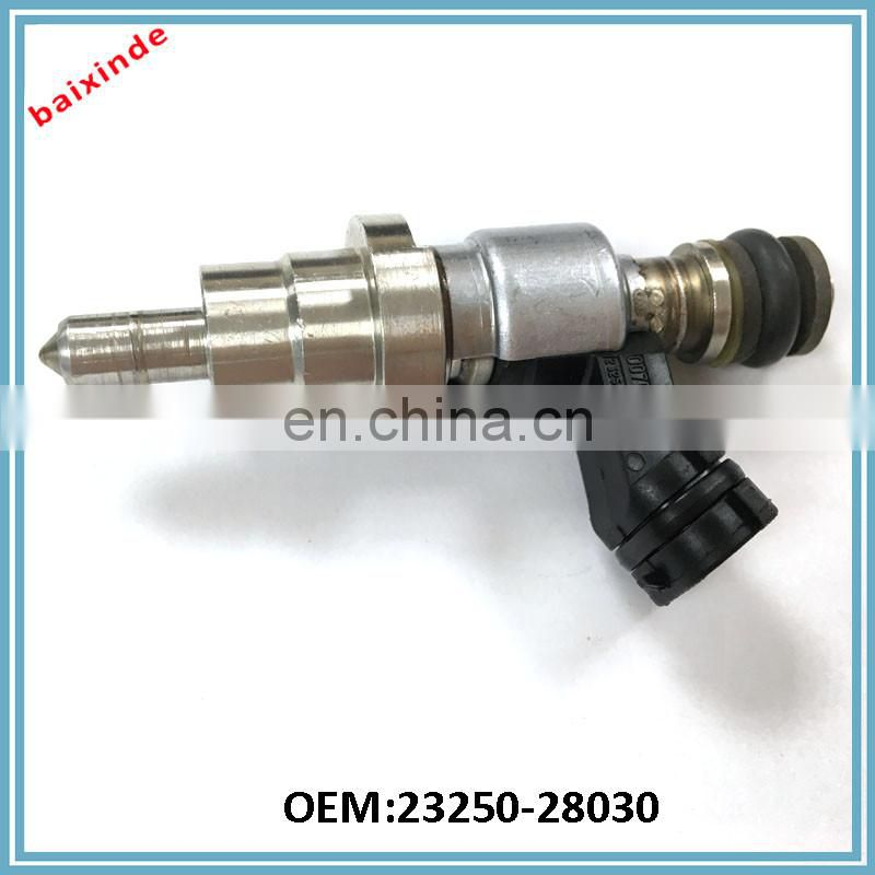 Hot sales Fuel Injection Parts 23250-28030 Fuel Injector Injector/Nozzle Fuel Injection