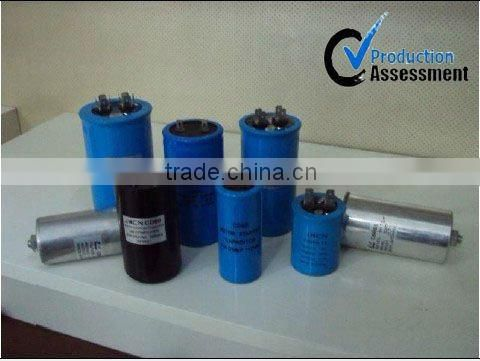 AC motor 30uf 250v capacitor,35uf 250v capacitor for starting motot made in CHINA