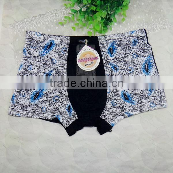 Wholesale high quaily men funny underwear men boxer briefs fancy underwear wholesale