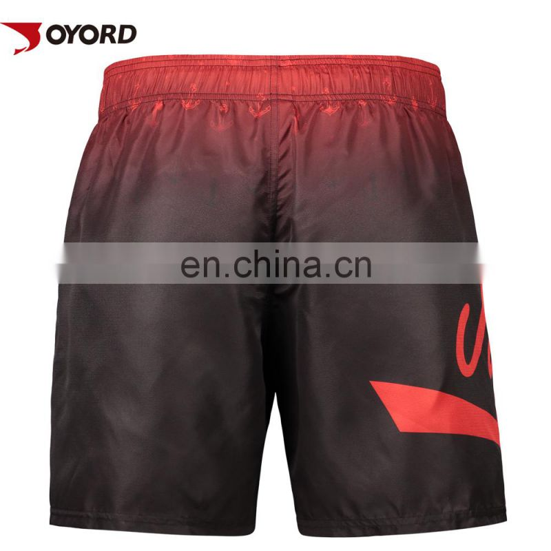 wholesale blank mma beach shorts sublimated australian board shorts