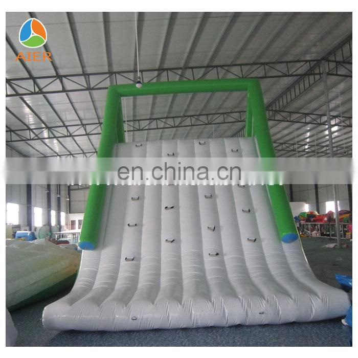 water slide for water park,inflatable water park slide