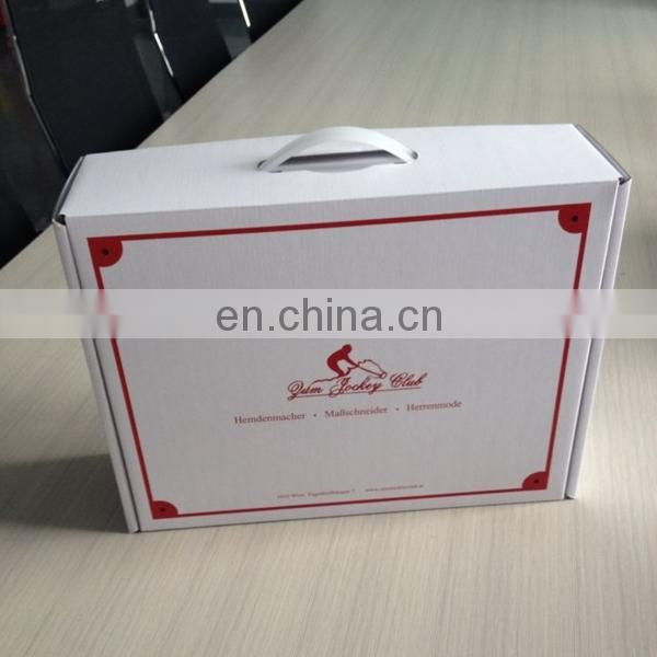Factory Wholesale Price Rigid Paper Box Luxury Gift Box Packaging Custom Clothing Box