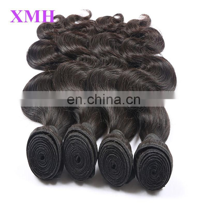 7A Grade Brazilian Virgin Hair Body Wave Brazilian Wet And Wavy Hair