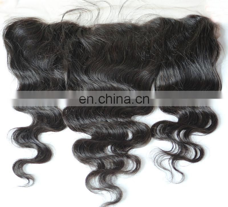 natural henna hair colors raw unprocessed virgin peruvian hair body wave lace frontals 13x6 bleached knots