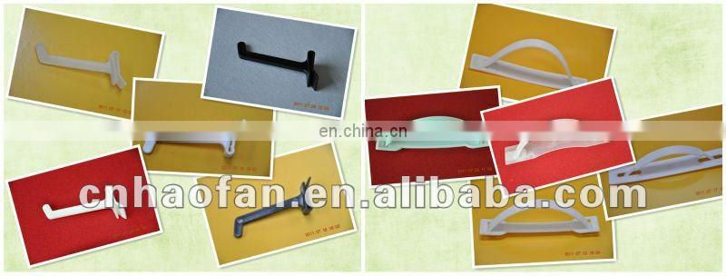 2014 display plastic shoes hook
