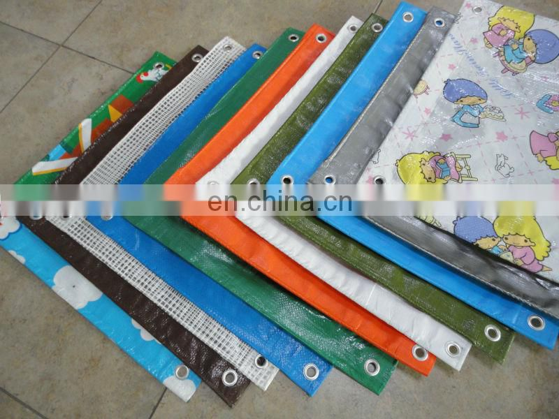 All kinds of laminated tarpaulin fabric for truck car cover
